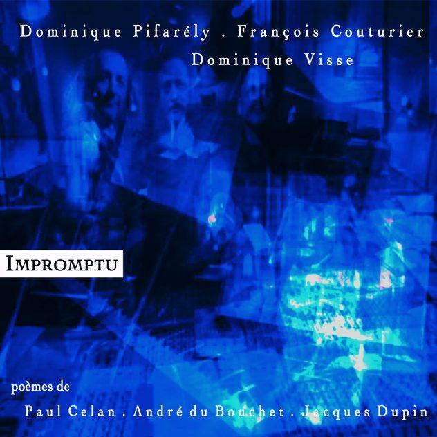 Dominique Pifarély, François Couturier et Dominique Visse Image